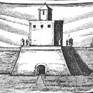 Image of a fort