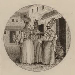 Slaves and Free Blacks in Saint Domingue
