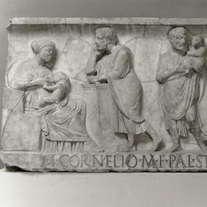 Thumbnail of sarcophagus detail