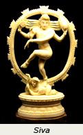 image of the god siva