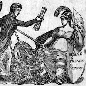Thumbnail of title image from A picture of slavery, for youth by Jonathan Walker