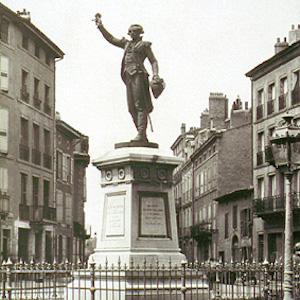 Statue of Lafayette-Le Puy