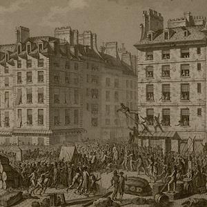 Punishment of Foulon at the Place de Grève