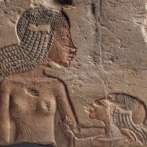 Two Daughters of Akhenaten thumbnail image
