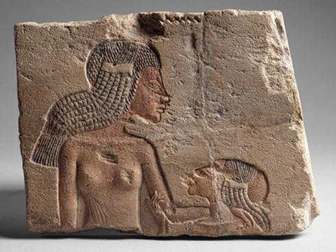 Two Daughters of Akhenaten