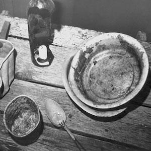 Prisoners' Eating Utensils